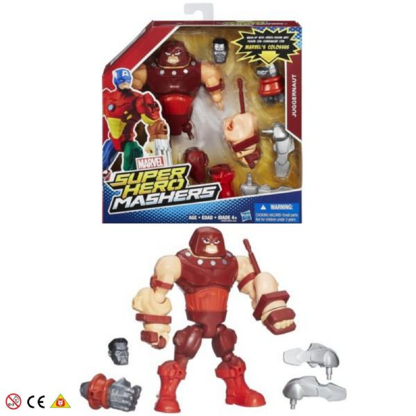 Hasbro Marvel Super Hero Mashers Juggernaut Toy figure